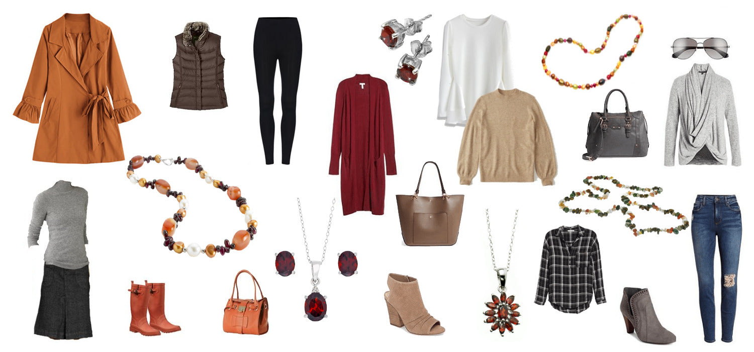 Autumn Outfits for October