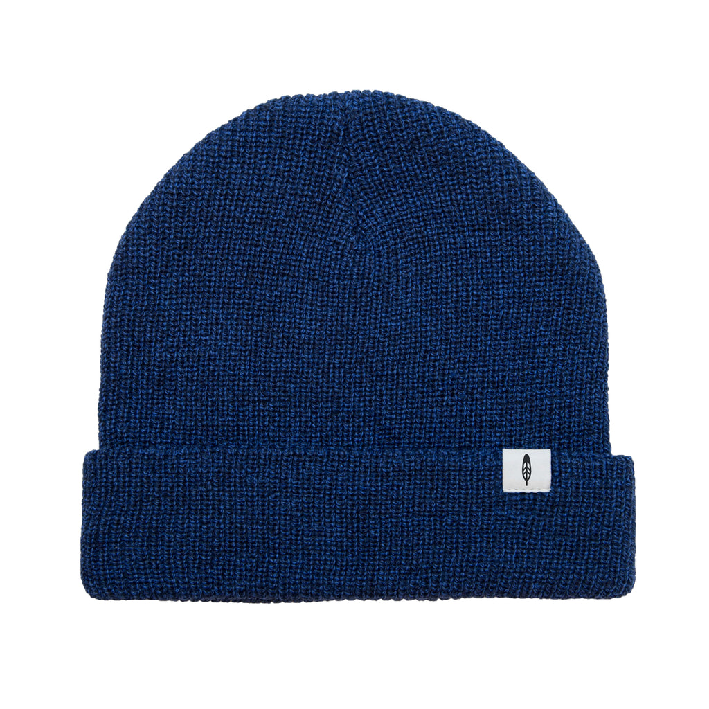 Blue Hat & Scarf Set