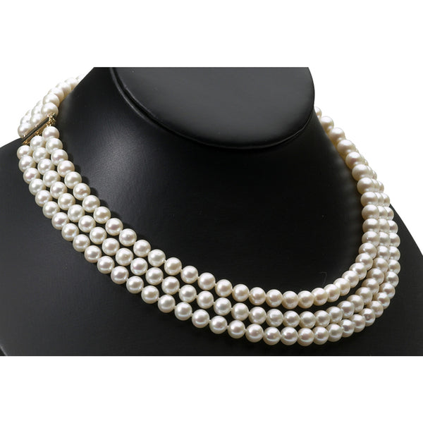 Imperial Pearl Necklace