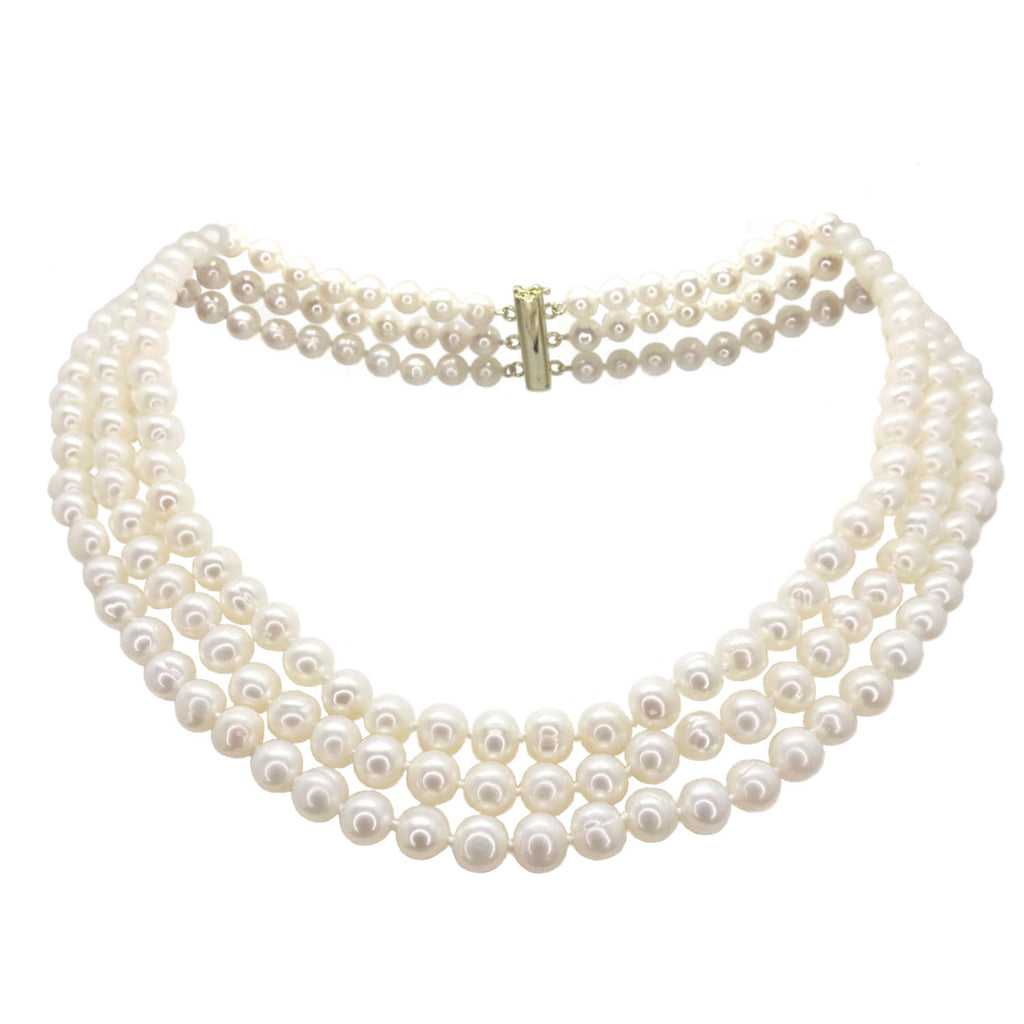 Imperial Pearl <BR/>Necklace