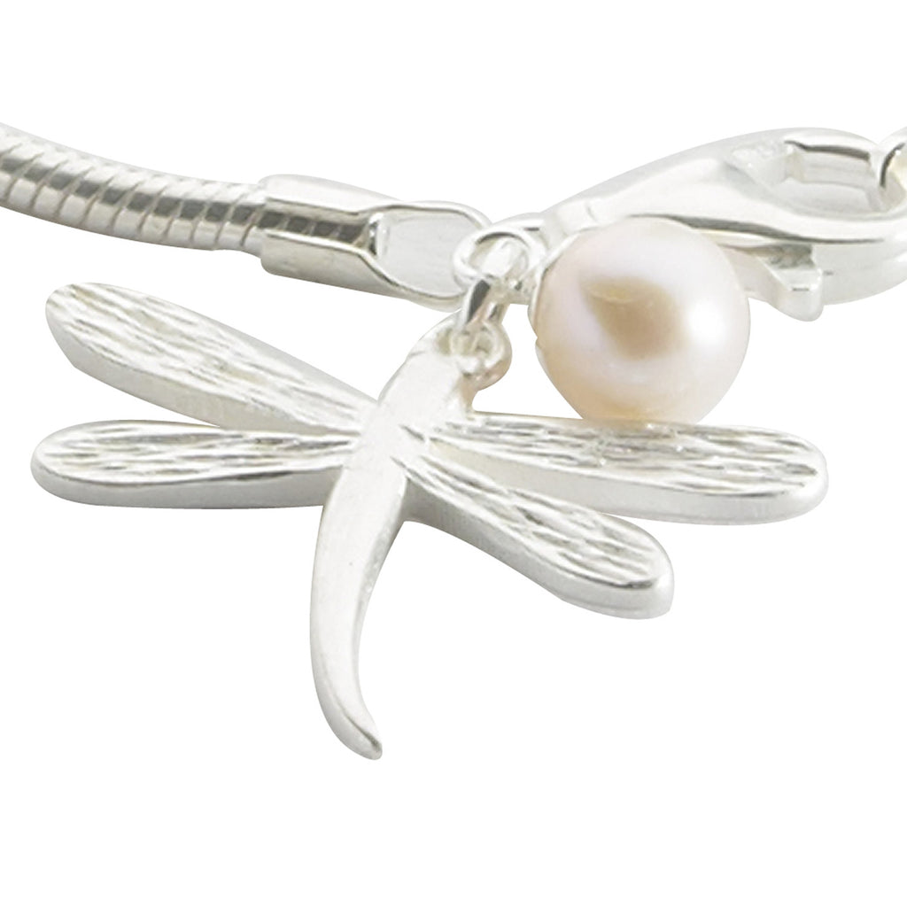 Dragonfly Bracelet </BR> & Necklace Set