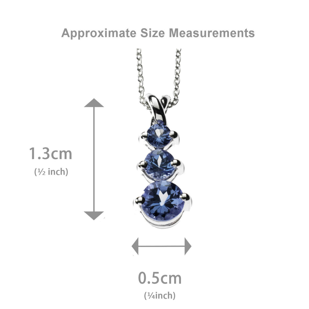 Tanzanite Journey <BR/>Pendant