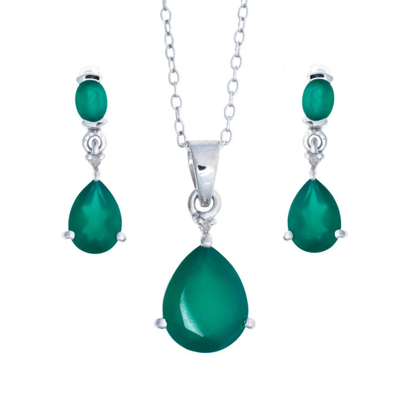 Green Onyx <BR/> Drop Suite