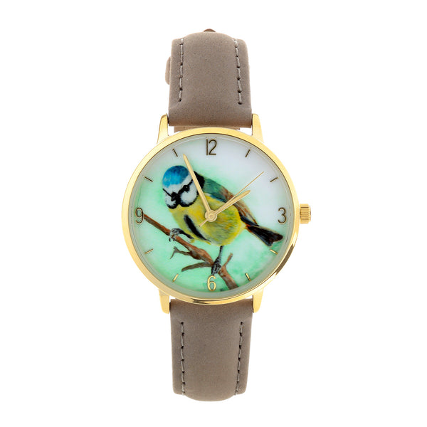 Blue Tit Watch