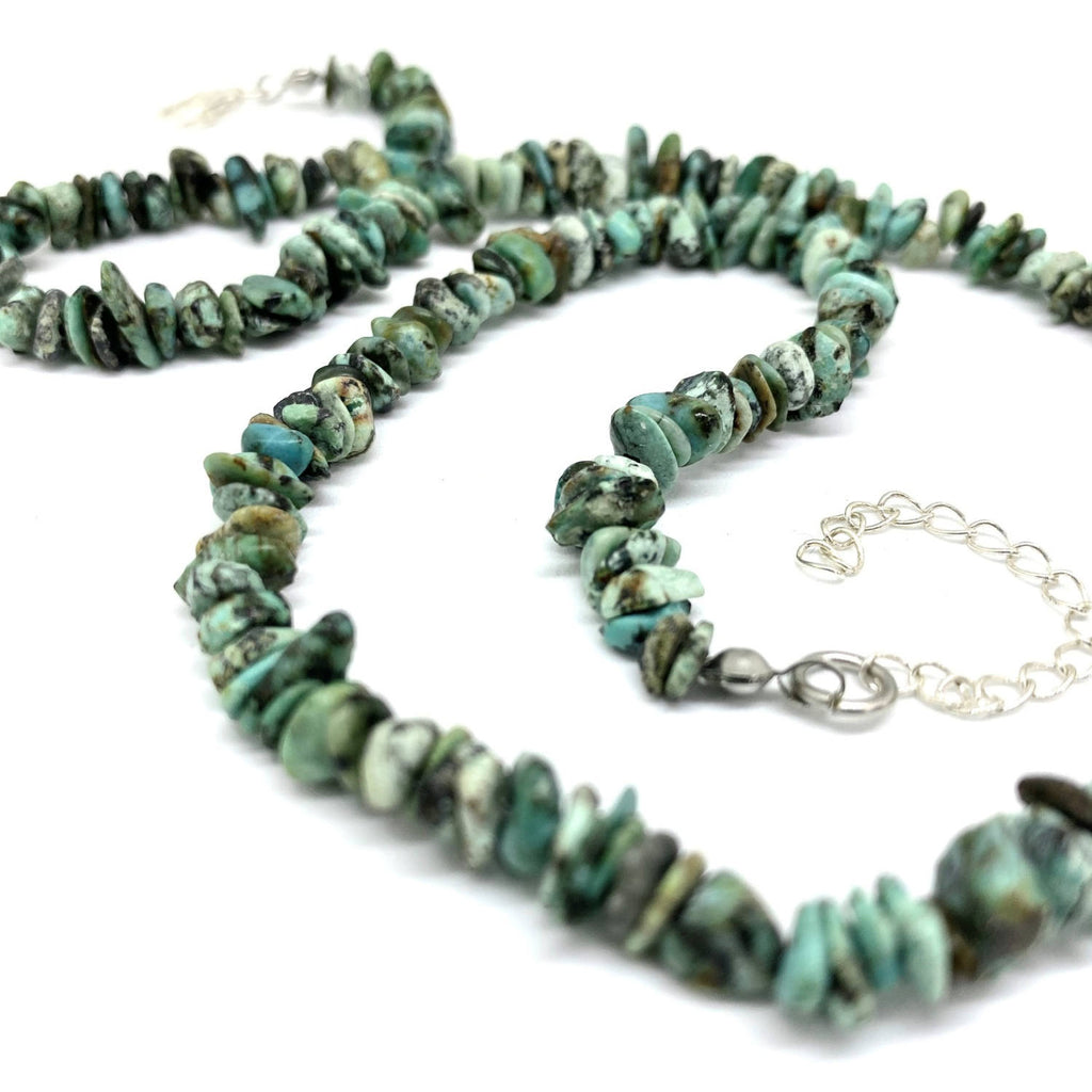 Turquoise Chip </BR>Necklace