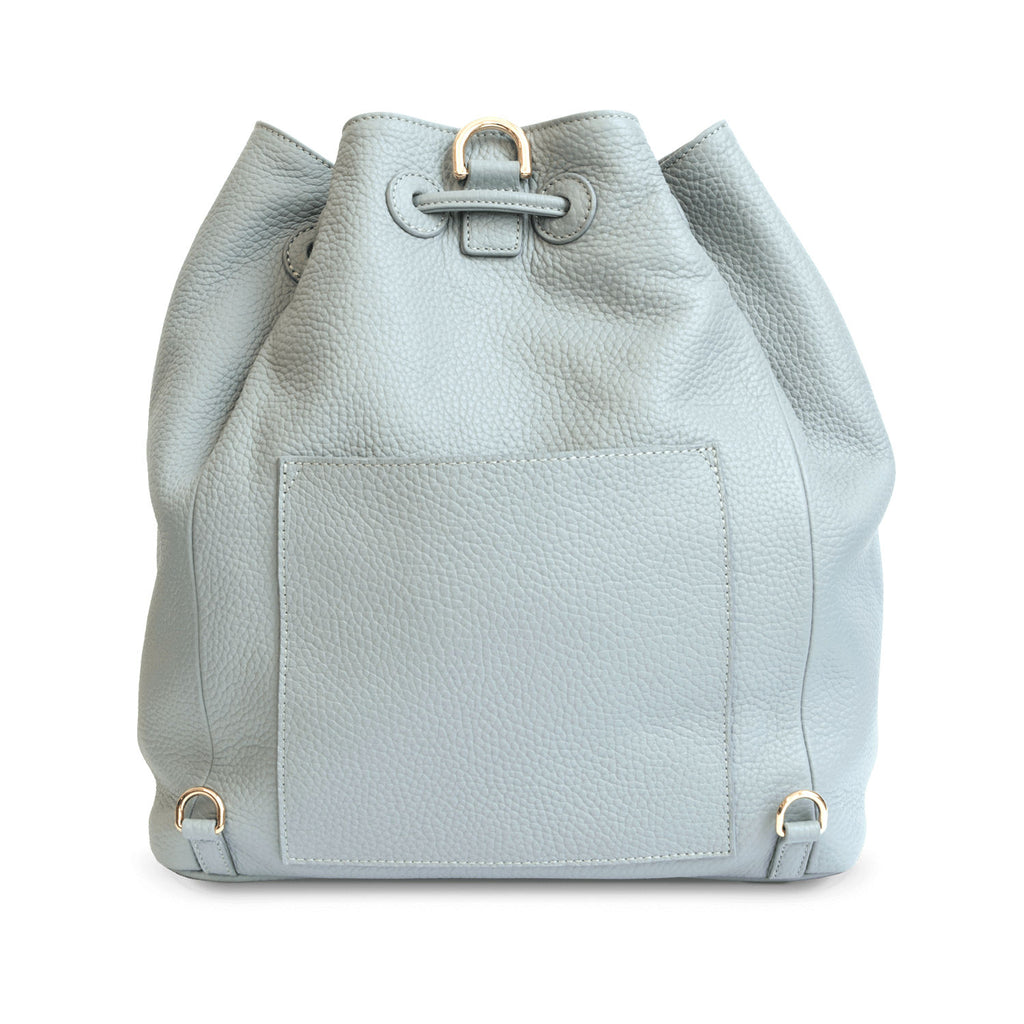 Primrose Hill<BR/> Blue Bucket Bag