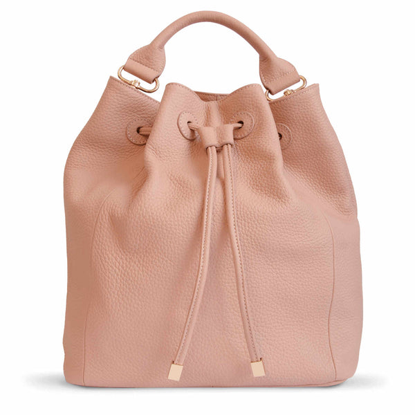 Primrose Hill<BR/> Pink Bucket Bag