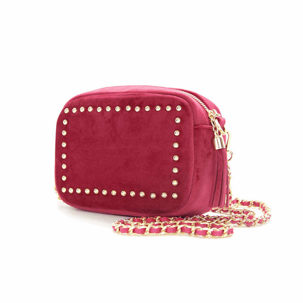 Sophie Standbury Cerise <BR/>Cross Body Handbag