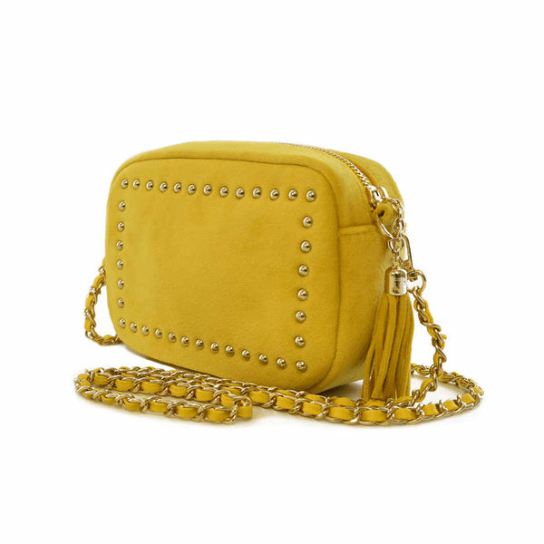 Sophie Standbury Yellow<BR/>Cross Body Handbag