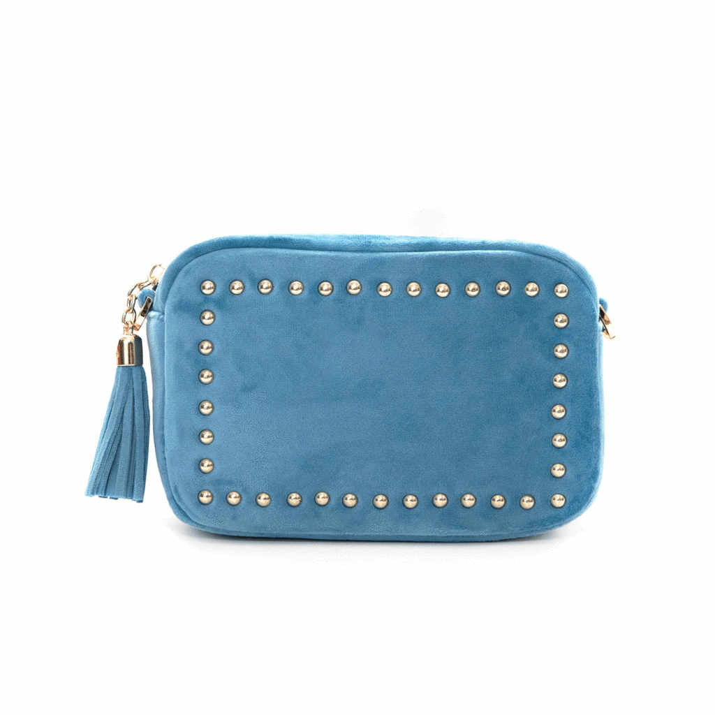 Sophie Standbury Blue <BR/>Cross Body Handbag