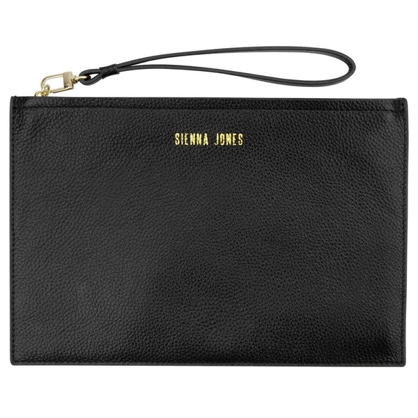 The Classic Pouch - Black