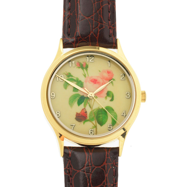 Floral Watch Pink <BR/>Roses
