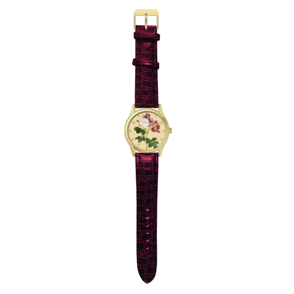 Floral Watch <BR/>Bourbon Roses