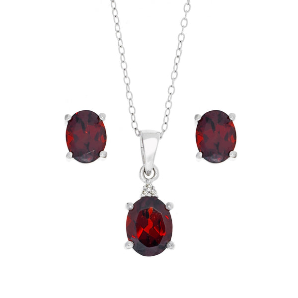 Ruby Garnet and<BR/> Diamond  Suite