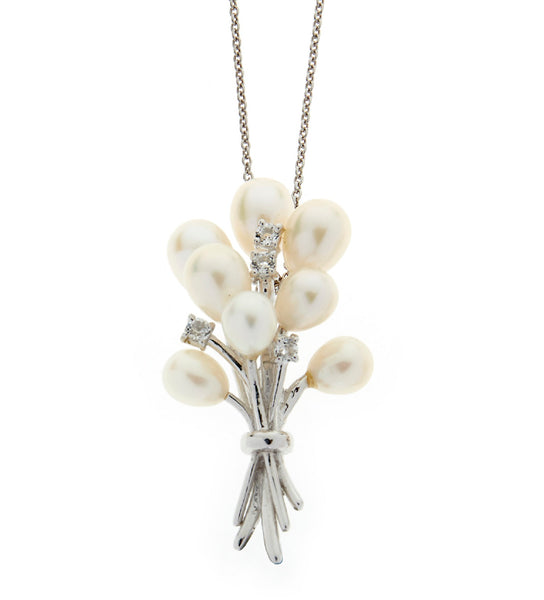 Bouquet of Pearls <BR/>Pendant