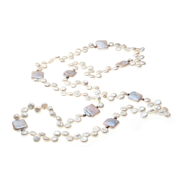 Raindrop Pearls <BR/>Necklace