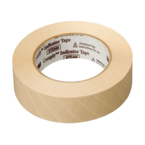 Autoclave indicator tape 25 mm x 55 m (1 st)