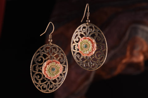 Aura's Hand Made  Earings