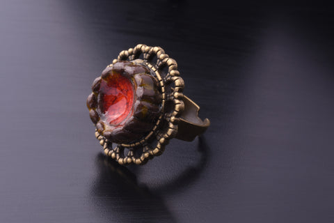 Aura's Hand Made Boss Ring