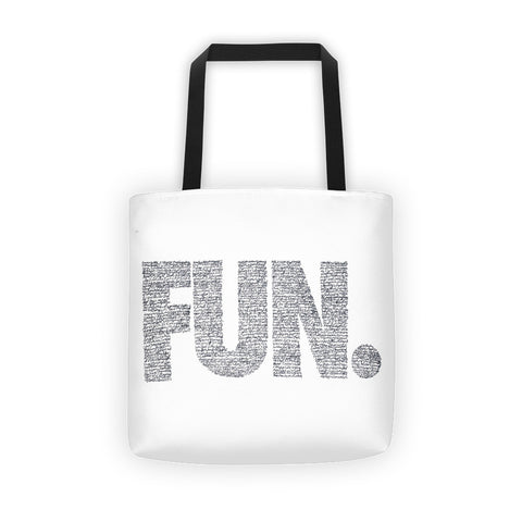 FUN with a Tote bag