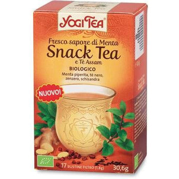 Snack Tea Sweet mint con Assam
