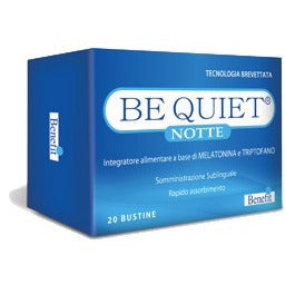 Be quiet 20 bustine
