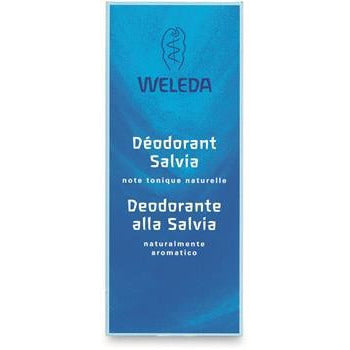 Deodorante alla salvia ml 100