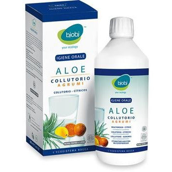 Collutorio aloe ed agrumi ml 500
