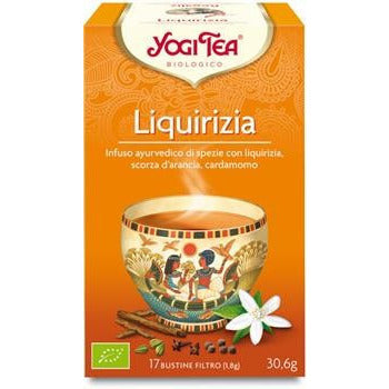 Yogi Tea Liquirizia g 30,6