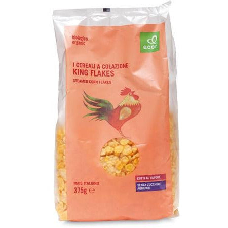 King Flakes cotti al vapore g 375