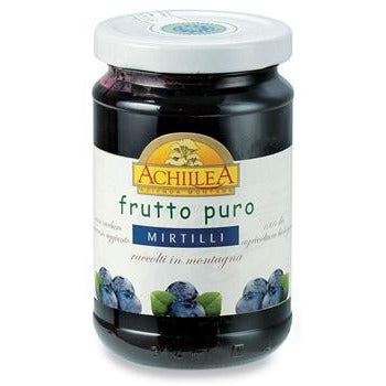 Frutto puro di mirtillo g 300