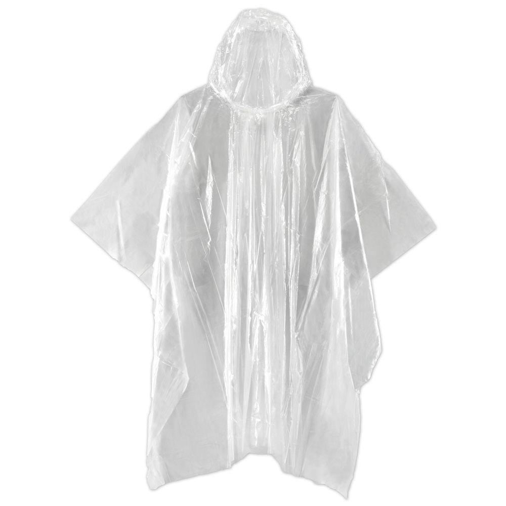 Clear - Emergency Poncho