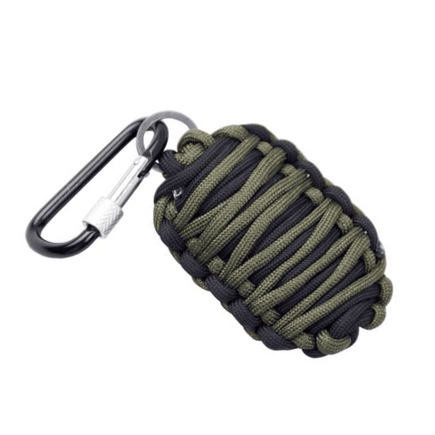 PARACORD POD SURVIVAL KIT