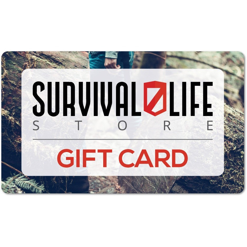 Survival Life Store | Survival Life Store Gift Card