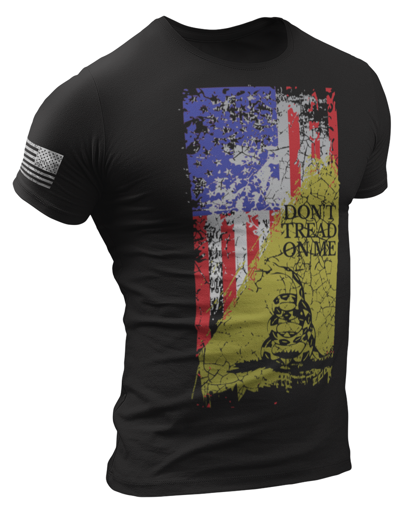 Survival Life Store | Don't Tread on Me T-Shirt