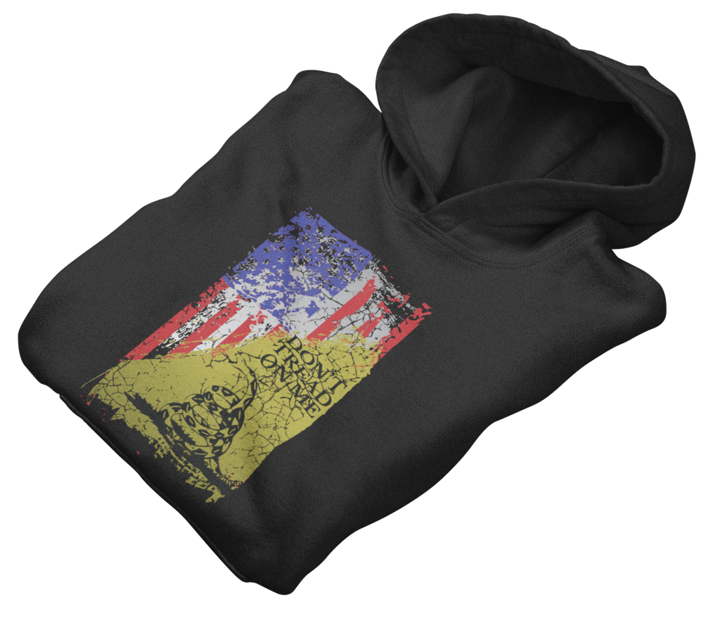 Survival Life Store | Don't Tread on Me Hoodie
