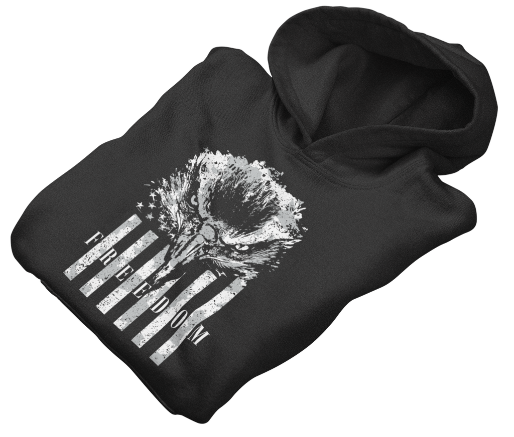 Survival Life Store | Freedom Eagle Hoodie