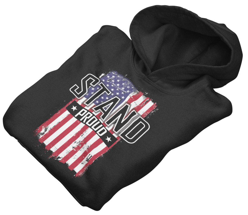Survival Life Store | Stand Proud Hoodie