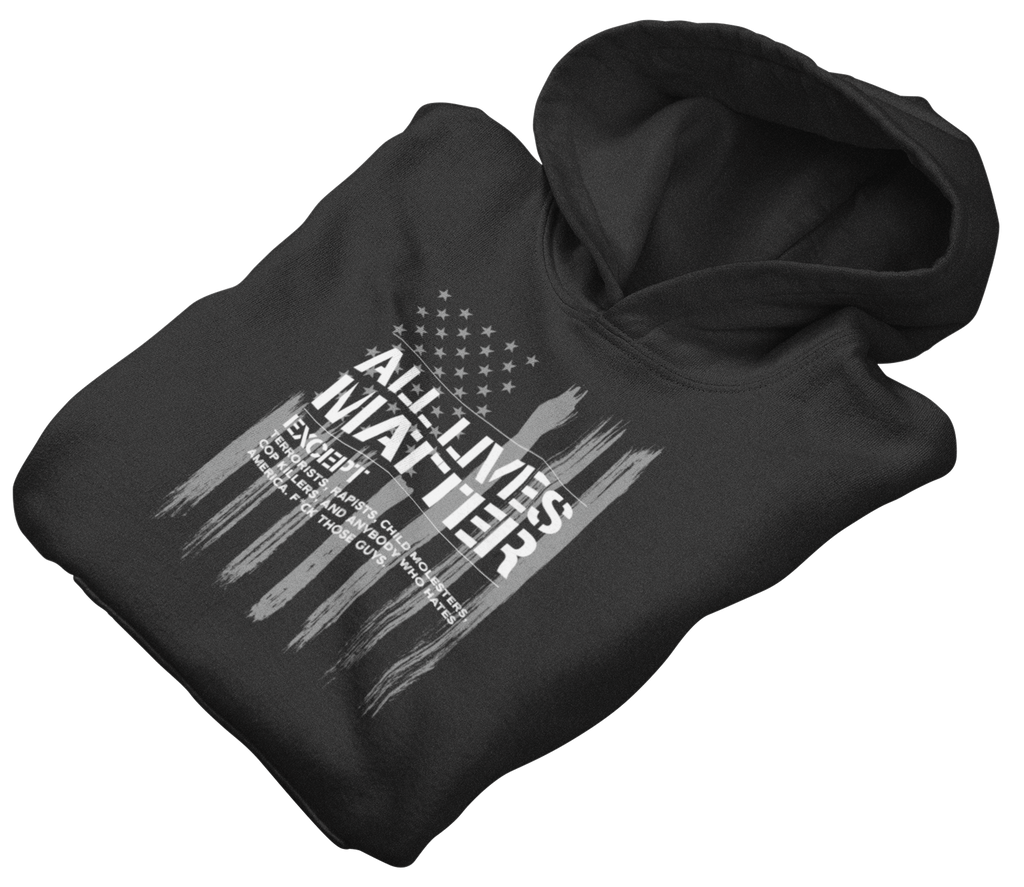 Survival Life Store | All Lives Matter Hoodie