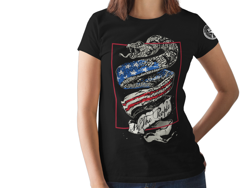 Survival Life Store | We The People T-Shirt
