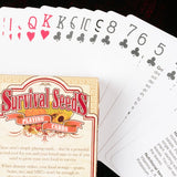 Survival Seeds Playing Cards