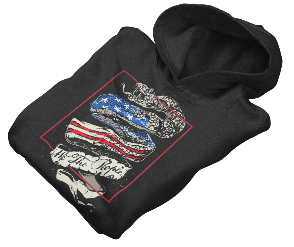 Survival Life Store | We The People Hoodie