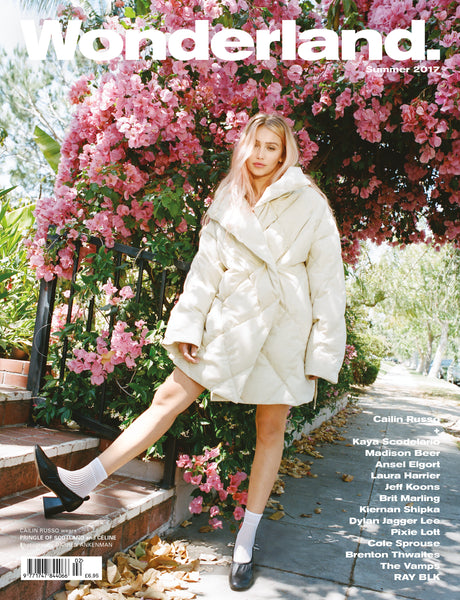 WONDERLAND Summer 2017 Issue - CAILIN COVER