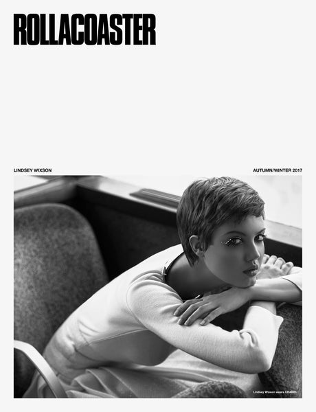 ROLLACOASTER Autumn/Winter 2017 Issue - LINDSEY COVER