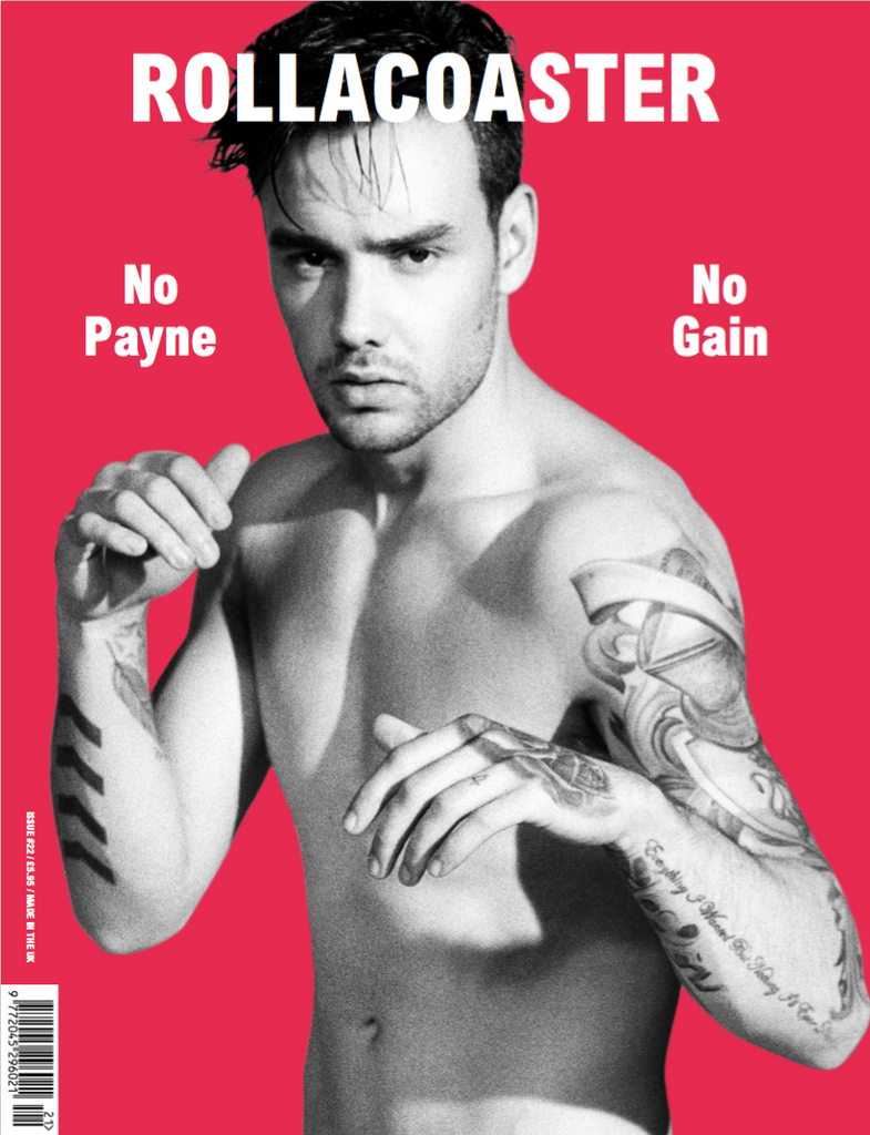 ROLLACOASTER Spring/Summer 2017 Issue - Liam Cover