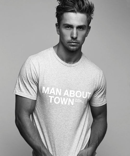 **Pre-Order** - Man About Town x RON DORFF Limited Edition T-Shirt