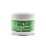 300mg Lemongrass CBD Sports Balm 4oz Jar - Balanced2Day