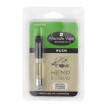 250mg CBD Vape Oil Cartridges Bundle - Alternate Vape