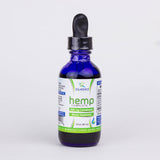 500mg Hemp Complete CBD Tincture 60ml - Bluebird Botanicals