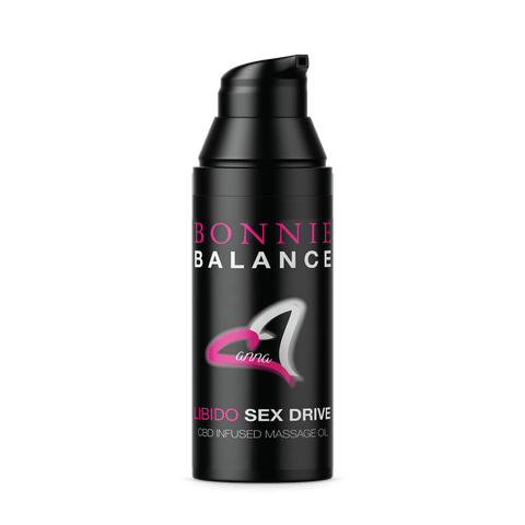 100mg CBD Canna Intimate Sensual Oil - Bonnie Balance 50ml - RxCannaCare